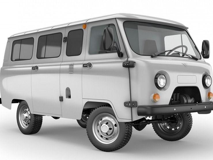 Силовые бампера УАЗ 452 Буханка (3303, 39094 и их модификации)