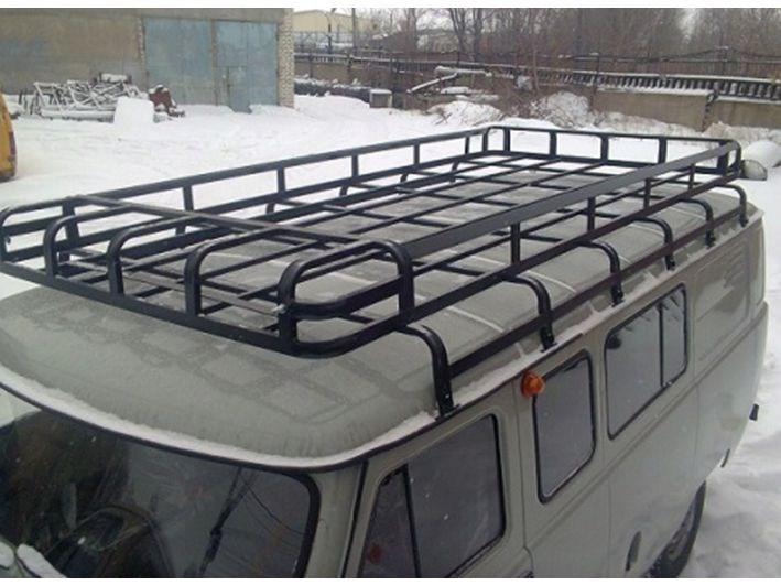 Багажники УАЗ 452 Буханка, 2206, 3741, 3909