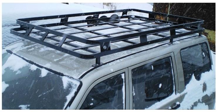Багажники УАЗ Патриот, УАЗ Пикап
