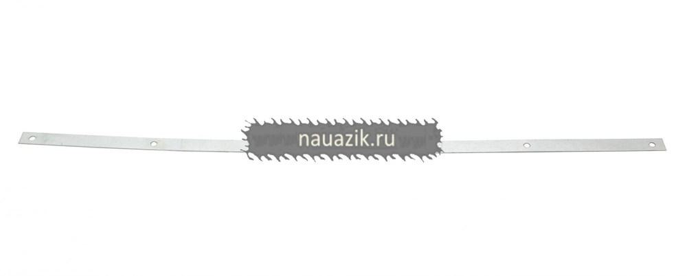 Держатель уплотнителя борта боковин (корот.)