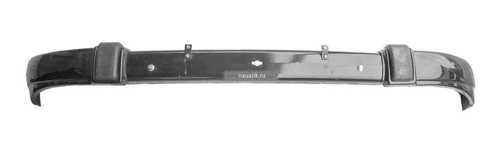 Бампер передний н.о. в сборе с накладками (УАЗ-452)++