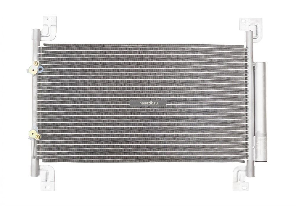 Конденсатор(радиатор)кондиционера с рессивером Патриот(05.2012)Sanden(LRAC 03631)LUZAR