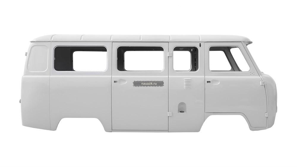 Каркас кузова (микроавтобус) карб/инж белая ночь
