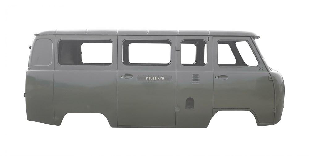 Каркас кузова (микроавтобус) карб/инж защитный