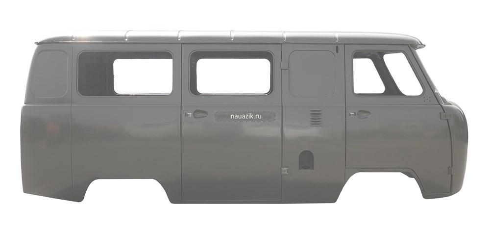 Каркас кузова (санитарный) инжектор/карбюратор защитный
