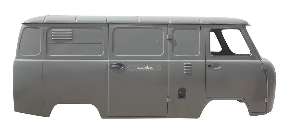 Каркас кузова (фургон цельнометаллический) инжектор  защитный