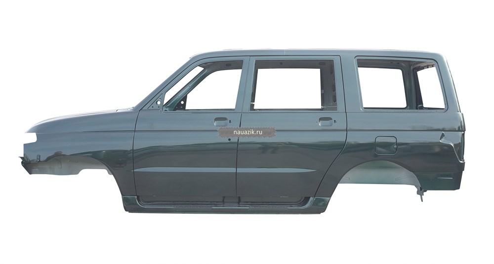 Каркас кузова 3163-80 с 2015 г.в. под один бензобак АММ (316320500003294)