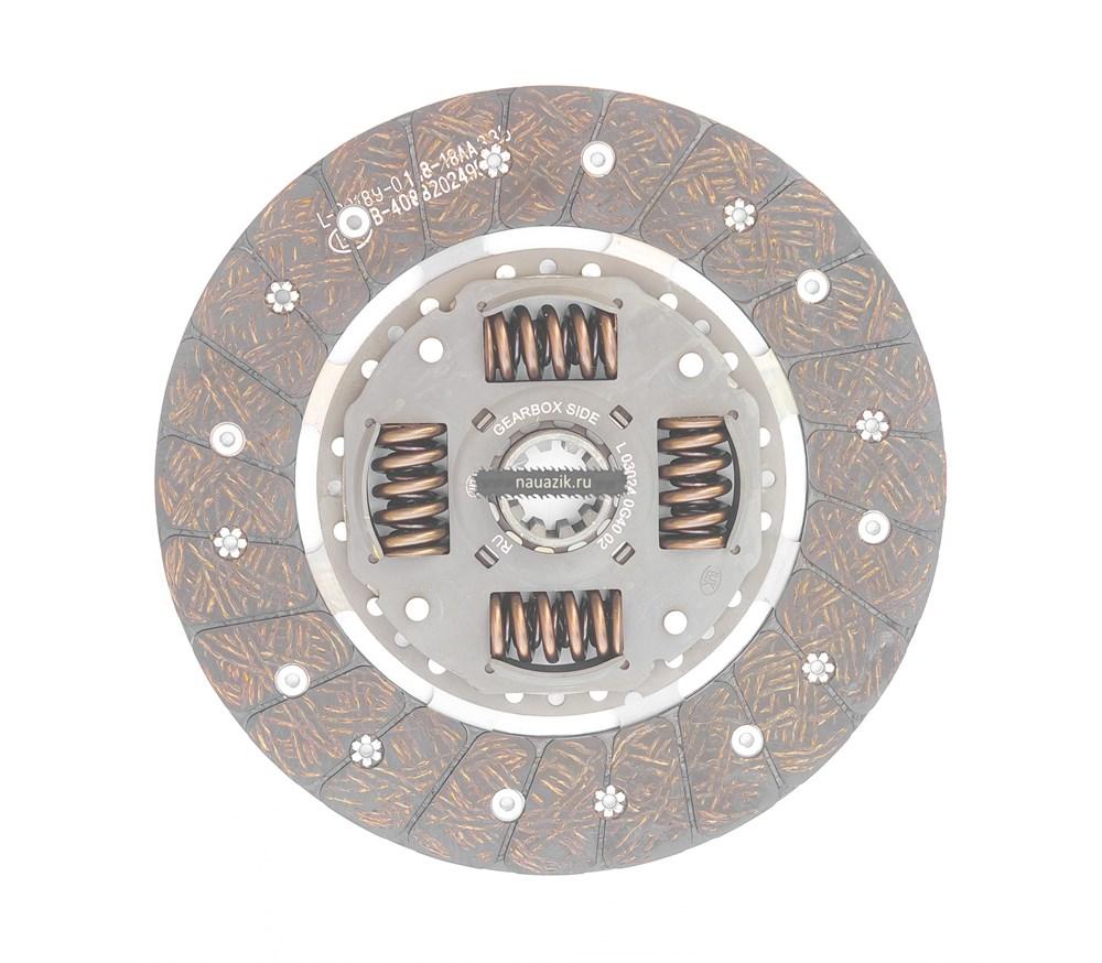 Диск сцепления ведомый LUK УАЗ 3163  (под КПП с перв. валом 29 мм) (3160-50-1601130)