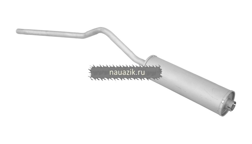 Глушитель УАЗ 469 с/о  (Баксан)