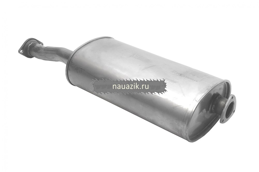Глушитель УАЗ Пикап (Баксан)