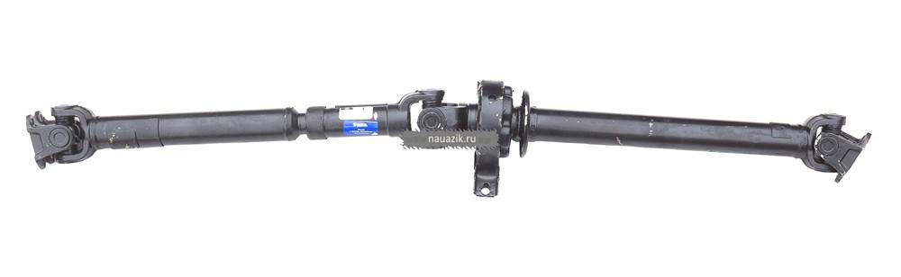 Вал карданный зад 3163 L=125 АДС (3-х опор) усиленный