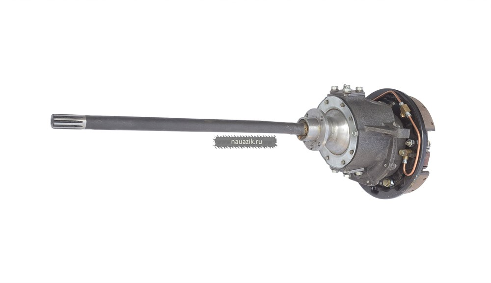 Кулак поворотный УАЗ-469 левый редукторного моста+