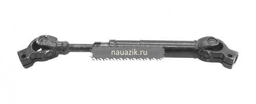 Вал рулевого управления карданный (шлиц крупный/шлиц мелкий) (АДС) для а/м UAZ HUNTER 315195