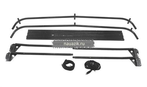 Дуги тента УАЗ 33036 н/о (без тента,без передней дуги) (домиком)