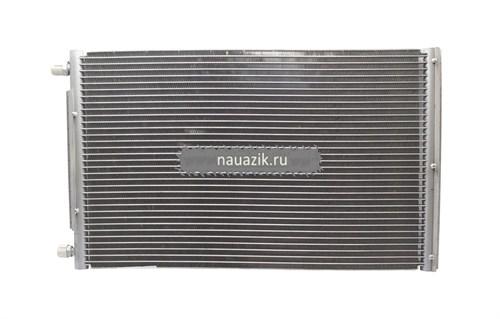 Конденсатор (радиатор)кондиционера Delphi (LRAC 0363) LUZAR