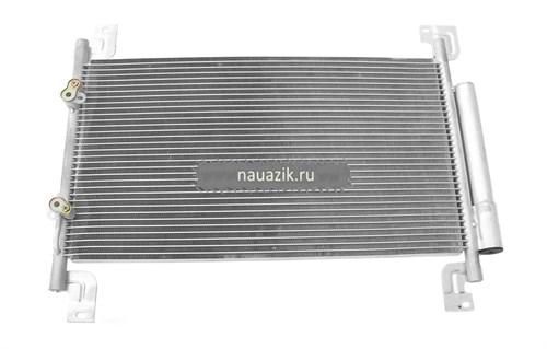 Конденсатор (радиатор)кондиционера с рессивером (бензин/дизель)
