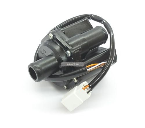 Кран отопителя с электроприводом
