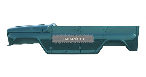 Каркас кузова (легковой под крышу) амулет металлик