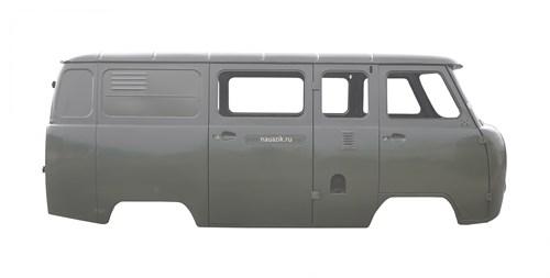 Каркас кузова (фермер 3909) инж/карб защитный