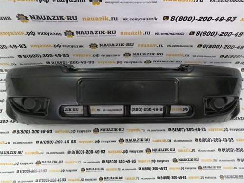 Бампер передний УАЗ Патриот до 2014 года - фото 18650