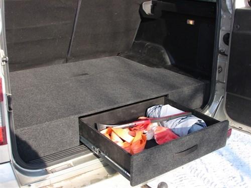 Ящик органайзер багажника УАЗ Патриот Классик (с 2010 г. по 2014 г.в.)
