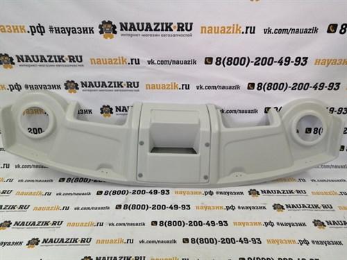 Полка верхняя УАЗ 452 Буханка (под магнитофон и динамики) Светлая