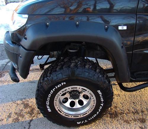 Расширители колесных арок УАЗ Пикап 2363