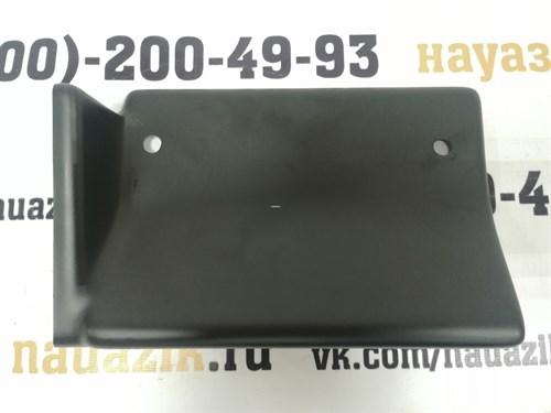 Щиток кронштейна брызговика 2363 Пикап с 2009 г.в. правый - фото 22723