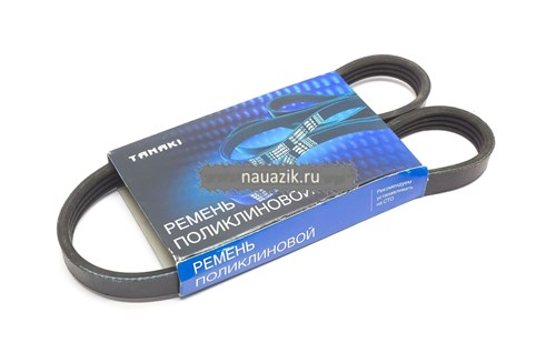 Ремень  950 поликлиновой (4 РК 950) кондиционера дв. IVECO; УАЗ-3163; FIAT Punto - фото 6769