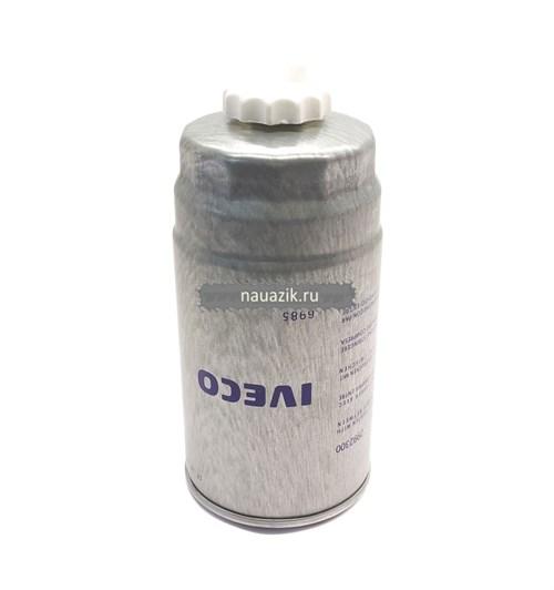 Фильтр топливный тонкой очистки IVECO без кронштейна - фото 6795