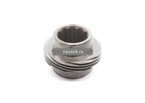 Шестерня привода спидометра ведущая (15 зуб) черная - фото 6939