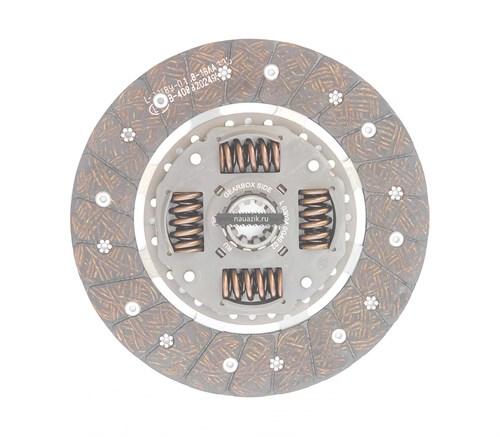 Диск сцепления ведомый LUK УАЗ 3163  (под КПП с перв. валом 29 мм) (3160-50-1601130) - фото 7052