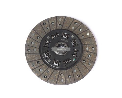 """Диск сцепления ведомый УМЗ-4178 (под толстый вал) """"MetalPart"""""""