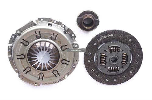 Комплект сцепления ЗМЗ-409 для а/м УАЗ Патриот(с муфтой 3160-00) аналог 624 3186 09 - фото 7150