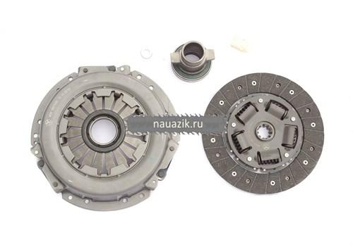 Комплект сцепления ЗМЗ-409, 514 (усиленный) (с муфтой 3160-50) - фото 7152