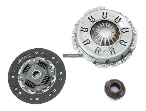 Комплект сцепления ЗМЗ-409051.10,409052.10,УАЗ-Профи - фото 7154