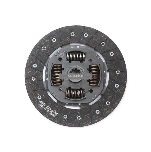 Диск сцепления ведомый УАЗ 3163  (под КПП с перв. валом 29 мм) - фото 7343