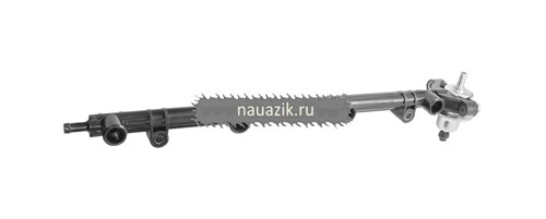 Топливопровод ЗМЗ-406 со штуцером и клапаном , СОАТЭ - фото 7659