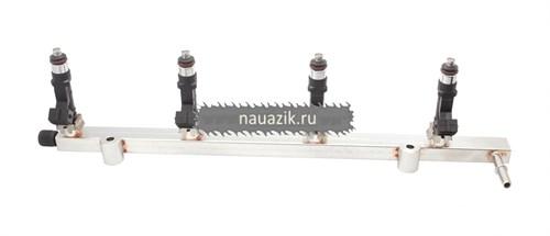 Топливопровод ЗМЗ-40904 с форсунками - фото 7663