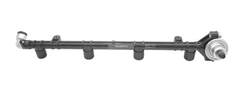 Топливопровод ЗМЗ-4091  со штуцером и клапаном , СОАТЭ - фото 7664