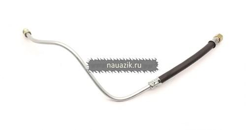 Трубка топливн. подачи топлива к топливопроводу на двигателе УАЗ - фото 7721