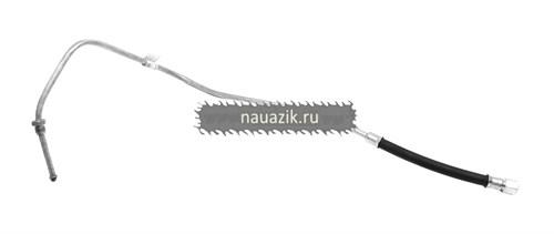 Трубка топливная подачи топлива к топливопроводу на двигателе УАЗ 452 ЕВРО-3 - фото 7722