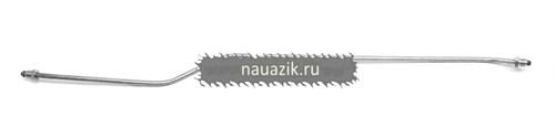 Трубка топливн. подачи топлива от ФТОТ УАЗ 452 ЕВРО-3 - фото 7733