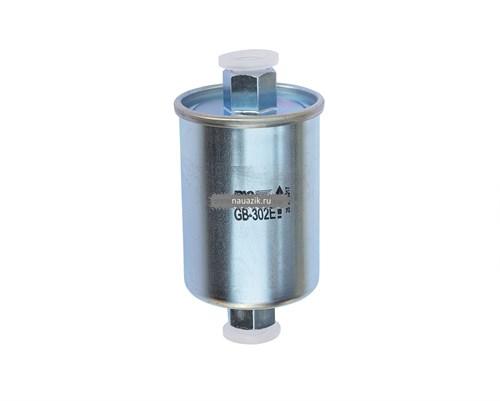 Фильтр топливный тонкой очистки Хантер ,Патриот под штуцер (рез, соед.)(BIG FILTER) - фото 7834