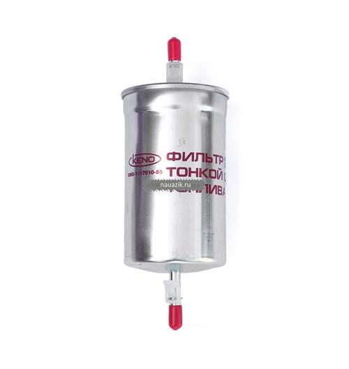 Фильтр топливный тонкой очистки Хантер, 3741 под защелку инж. - фото 7837