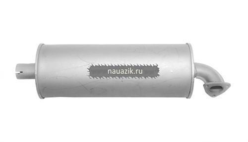 Глушитель УАЗ 3160 (Баксан) - фото 8002