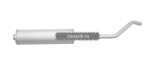 Глушитель УАЗ 3303 с/о (Баксан) - фото 8005