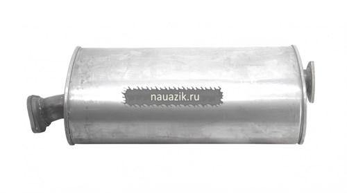 Глушитель УАЗ Хантер УМЗ-4213 (Баксан) (нерж)