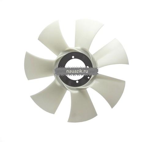 Вентилятор (без гидромуфты) пластм. 7 лопастей (белый)