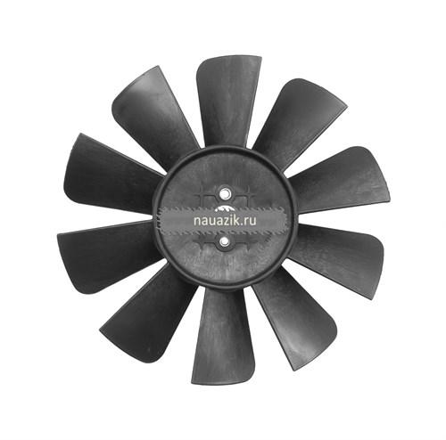 Вентилятор в сб. (пластм.) 10-лопастной